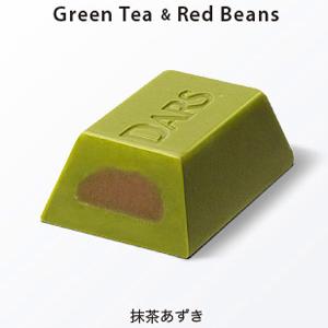 一箱800円の森永DARS 抹茶を使用した特別な高級DARS