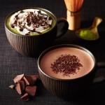 《タリーズ》ついついオーダーしちゃう!抹茶とチョコのマリアージュ