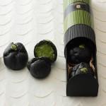 《京都土産に抜群》真っ黒な抹茶スイーツ
